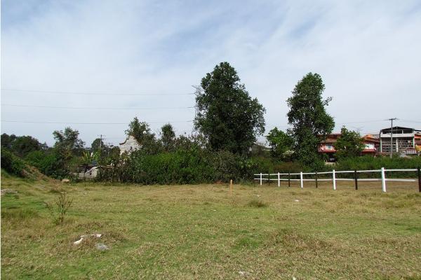 Foto de terreno habitacional en venta en  , san simón el alto, valle de bravo, méxico, 5410232 No. 03