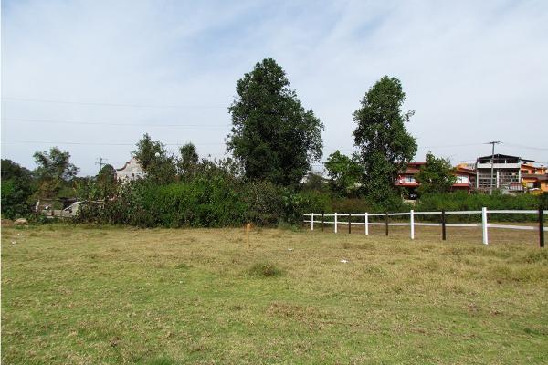 Foto de terreno habitacional en venta en  , san simón el alto, valle de bravo, méxico, 5410232 No. 05