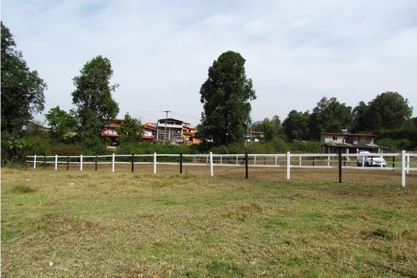 Foto de terreno habitacional en venta en  , san simón el alto, valle de bravo, méxico, 5410232 No. 06
