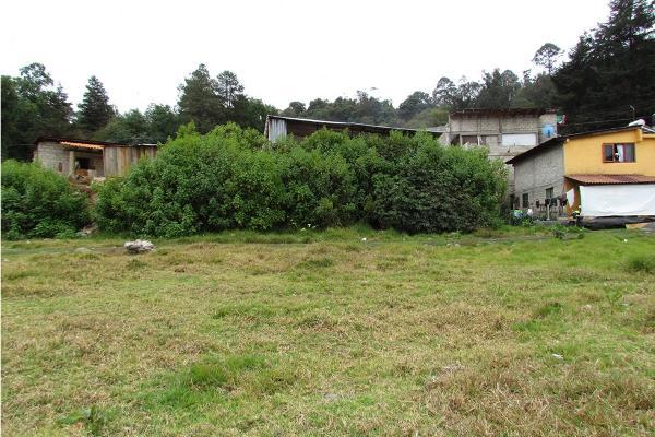 Foto de terreno habitacional en venta en  , san simón el alto, valle de bravo, méxico, 5410232 No. 09