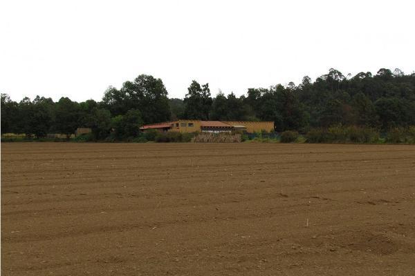 Foto de terreno habitacional en venta en  , san simón el alto, valle de bravo, méxico, 5410248 No. 06