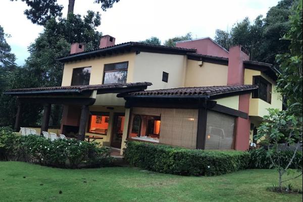 Foto de casa en venta en  , avándaro, valle de bravo, méxico, 5445444 No. 01