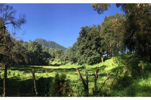 Foto de terreno habitacional en venta en  , avándaro, valle de bravo, méxico, 5648805 No. 01