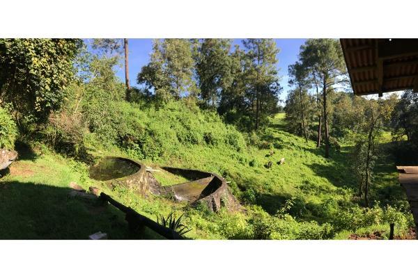Foto de terreno habitacional en venta en  , avándaro, valle de bravo, méxico, 5648805 No. 09