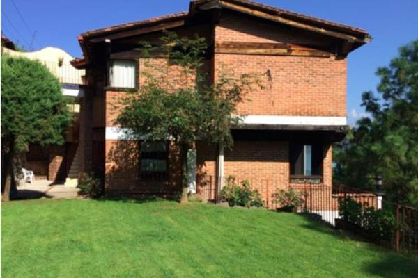 Foto de casa en venta en  , avándaro, valle de bravo, méxico, 5898842 No. 04