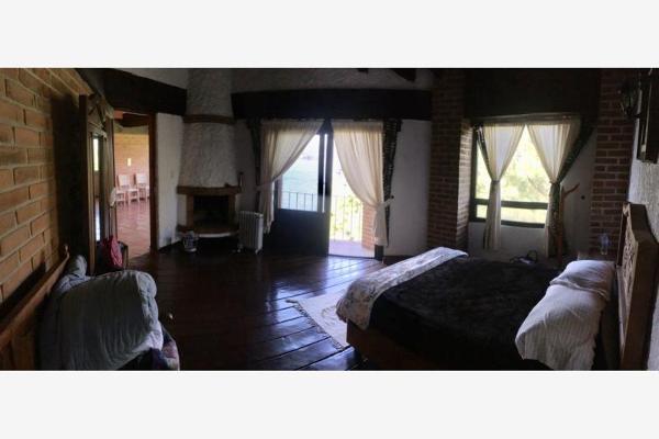 Foto de casa en venta en  , avándaro, valle de bravo, méxico, 5898842 No. 07