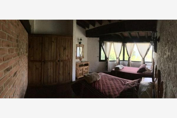 Foto de casa en venta en  , avándaro, valle de bravo, méxico, 5898842 No. 09