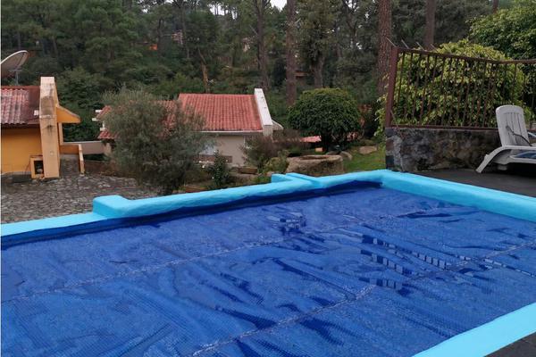Foto de casa en venta en  , avándaro, valle de bravo, méxico, 5928988 No. 12