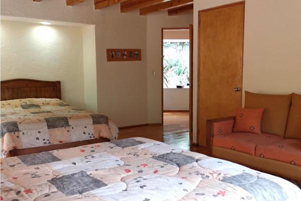 Foto de casa en venta en  , avándaro, valle de bravo, méxico, 5928988 No. 20