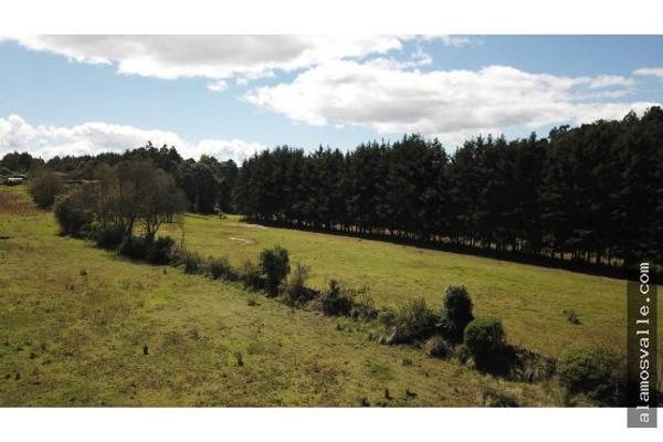 Foto de terreno habitacional en venta en  , avándaro, valle de bravo, méxico, 6169823 No. 07