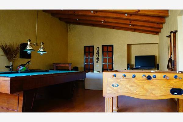 Foto de casa en venta en  , avándaro, valle de bravo, méxico, 6184652 No. 08