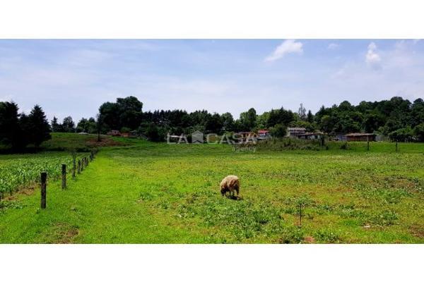 Foto de terreno habitacional en venta en  , cuadrilla de dolores, valle de bravo, méxico, 7480367 No. 01