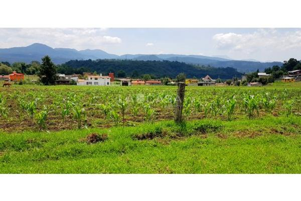 Foto de terreno habitacional en venta en  , cuadrilla de dolores, valle de bravo, méxico, 7480367 No. 02