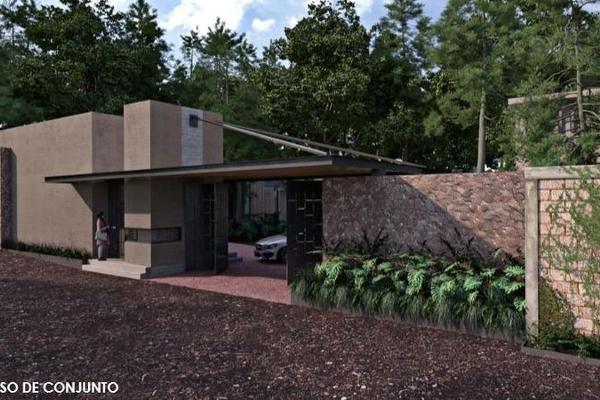 Foto de casa en venta en  , avándaro, valle de bravo, méxico, 8895769 No. 01