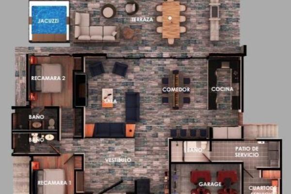 Foto de casa en venta en  , avándaro, valle de bravo, méxico, 8895769 No. 30