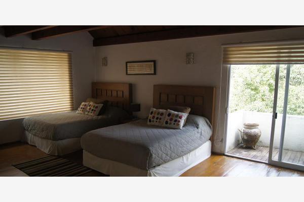 Foto de casa en venta en  , avándaro, valle de bravo, méxico, 9121681 No. 23