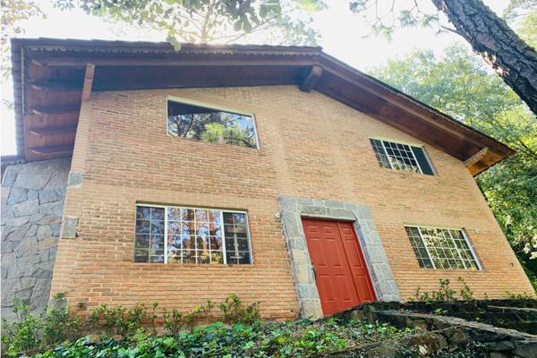 Foto de casa en condominio en venta en  , avándaro, valle de bravo, méxico, 9304352 No. 01