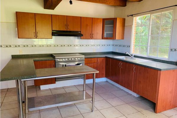 Foto de casa en condominio en venta en  , avándaro, valle de bravo, méxico, 9304352 No. 05