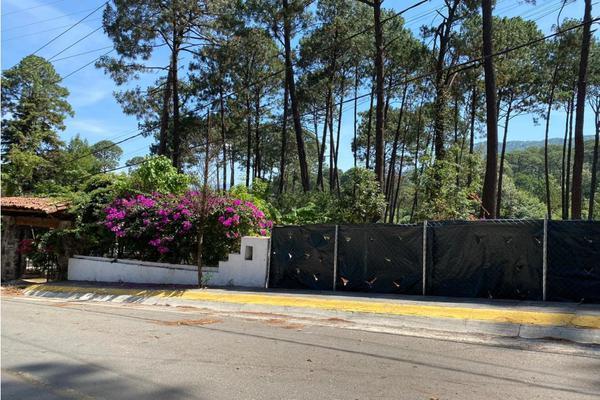 Foto de terreno habitacional en venta en  , avándaro, valle de bravo, méxico, 9304536 No. 07