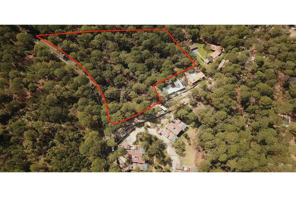 Foto de terreno habitacional en venta en  , avándaro, valle de bravo, méxico, 9304911 No. 01
