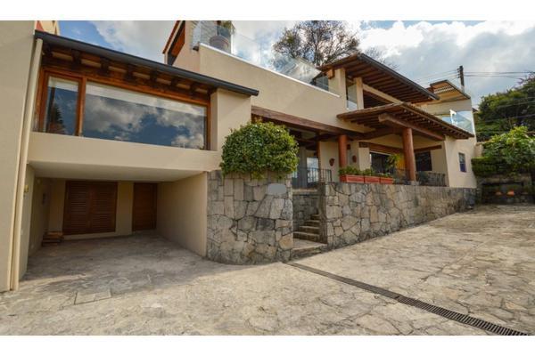 Foto de casa en condominio en venta en  , avándaro, valle de bravo, méxico, 9305003 No. 03