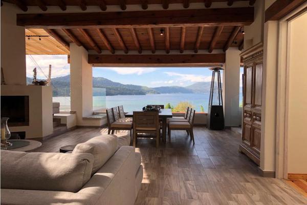 Foto de casa en condominio en venta en  , avándaro, valle de bravo, méxico, 9305003 No. 06
