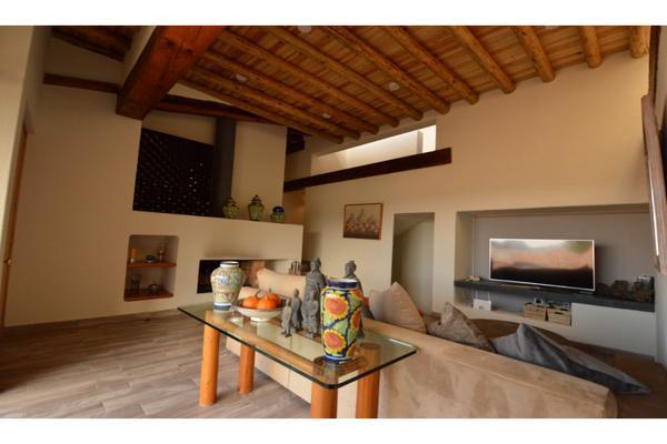 Foto de casa en condominio en venta en  , avándaro, valle de bravo, méxico, 9305003 No. 09