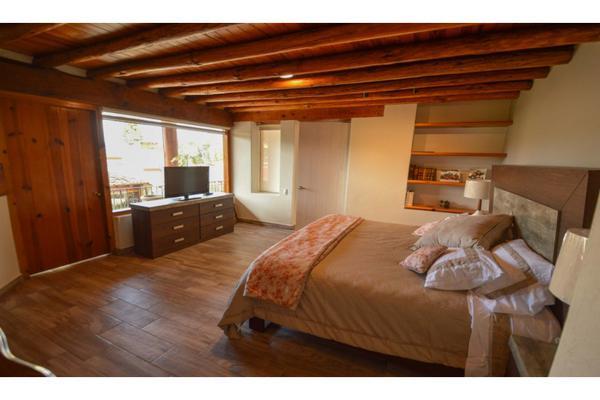 Foto de casa en condominio en venta en  , avándaro, valle de bravo, méxico, 9305003 No. 14