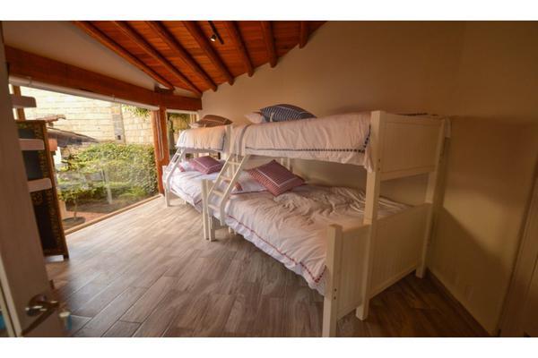 Foto de casa en condominio en venta en  , avándaro, valle de bravo, méxico, 9305003 No. 15