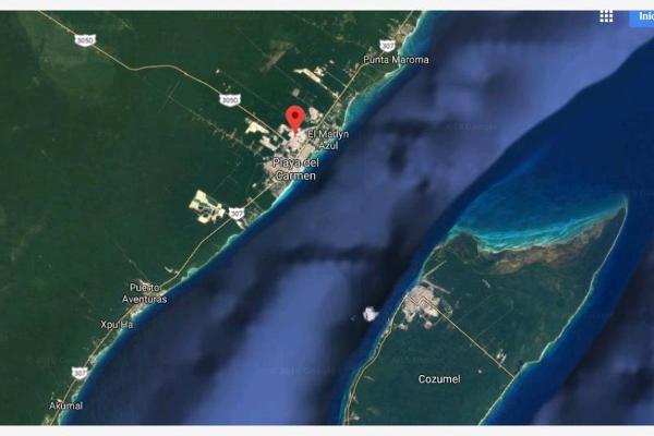 Foto de terreno comercial en venta en avenida 10 con la 88 cerca al mar. a un lado hotel, playa del carmen, solidaridad, quintana roo, 5367258 No. 06