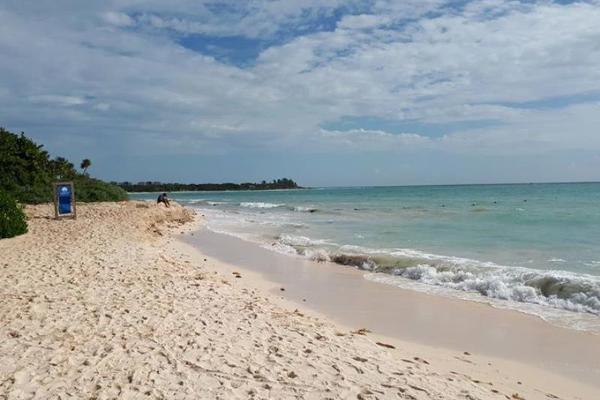 Foto de terreno comercial en venta en avenida 10 con la 88 cerca al mar. a un lado hotel, playa del carmen, solidaridad, quintana roo, 5367258 No. 07