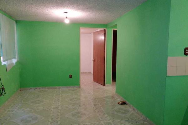Foto de departamento en renta en avenida 11 402, edificio e-103 , cerro de la estrella, iztapalapa, df / cdmx, 0 No. 01
