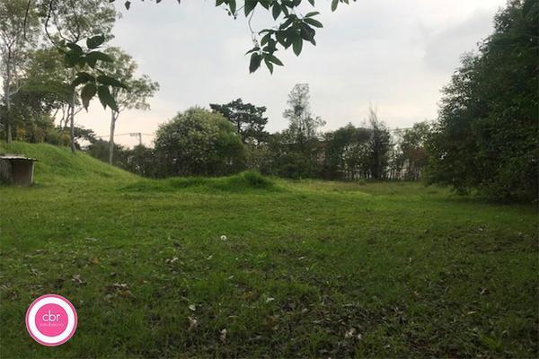 Foto de terreno habitacional en venta en avenida 16 de septiembre , el ébano, cuajimalpa de morelos, df / cdmx, 18466297 No. 01