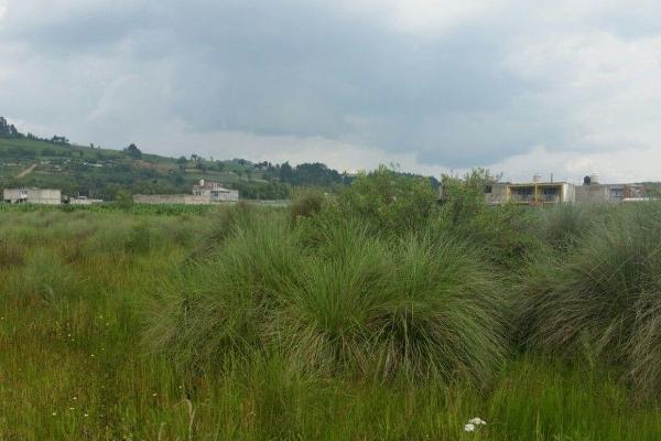 Foto de terreno habitacional en venta en avenida 16 de septiembre , san nicolás tlazala, capulhuac, méxico, 6140448 No. 03