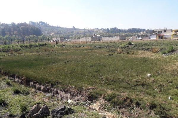 Foto de terreno habitacional en venta en avenida 16 de septiembre , san nicolás tlazala, capulhuac, méxico, 6140448 No. 04
