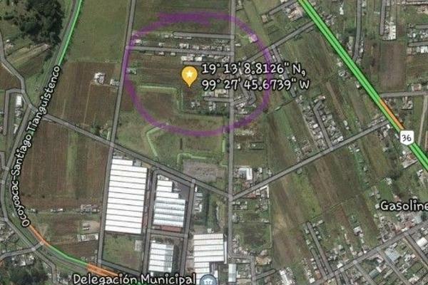 Foto de terreno habitacional en venta en avenida 16 de septiembre , san nicolás tlazala, capulhuac, méxico, 6140448 No. 05