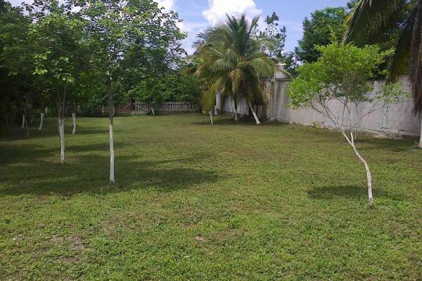 Foto de terreno comercial en renta en avenida 19c , zapata, bacalar, quintana roo, 7157960 No. 03