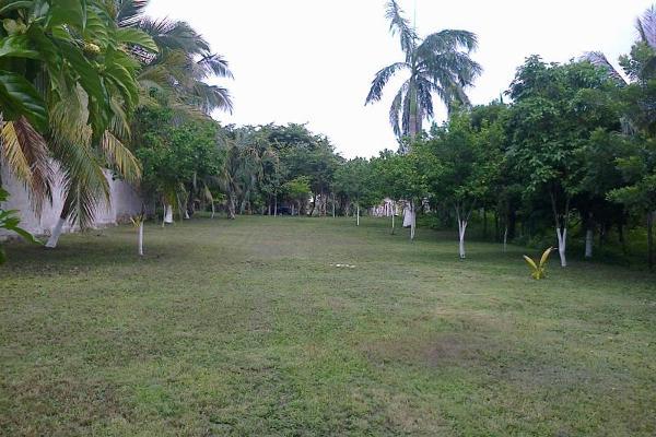 Foto de terreno comercial en renta en avenida 19c , zapata, bacalar, quintana roo, 7157960 No. 04