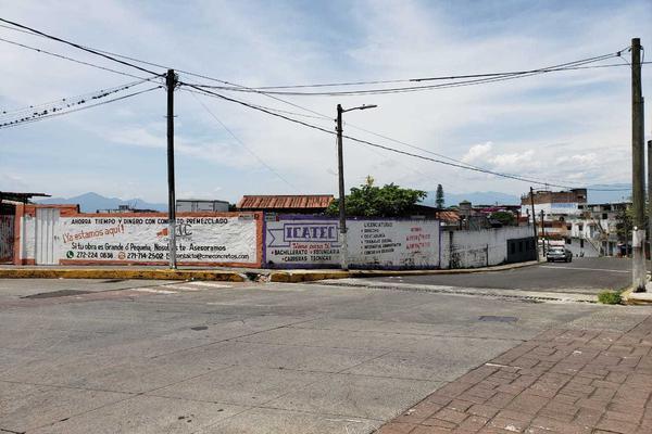 Foto de terreno habitacional en renta en avenida 3 esquina calle 27 s/n , san cayetano, córdoba, veracruz de ignacio de la llave, 16084321 No. 02