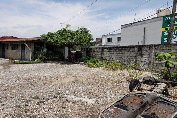 Foto de terreno habitacional en renta en avenida 3 esquina calle 27 s/n , san cayetano, córdoba, veracruz de ignacio de la llave, 16084321 No. 05