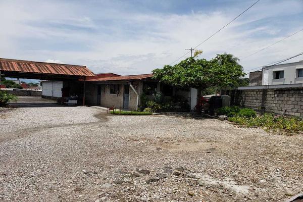 Foto de terreno habitacional en renta en avenida 3 esquina calle 27 s/n , san cayetano, córdoba, veracruz de ignacio de la llave, 16084321 No. 06
