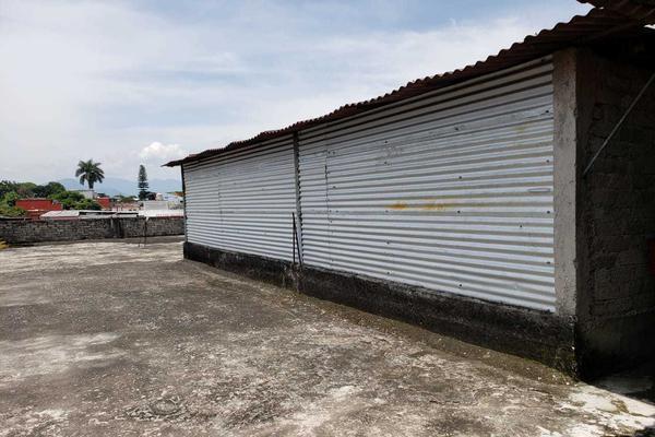 Foto de terreno habitacional en renta en avenida 3 esquina calle 27 s/n , san cayetano, córdoba, veracruz de ignacio de la llave, 16084321 No. 09