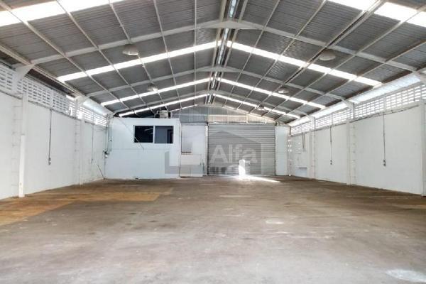 Foto de nave industrial en renta en avenida 4 oriente , fátima, carmen, campeche, 13709259 No. 02