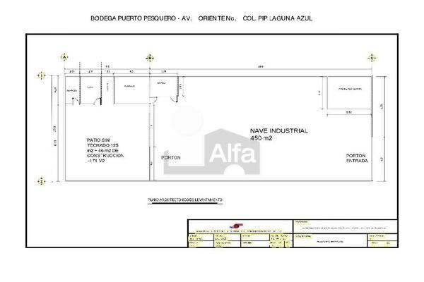 Foto de nave industrial en renta en avenida 4 oriente , fátima, carmen, campeche, 13709259 No. 08