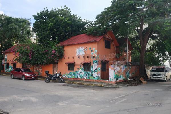 Foto de edificio en venta en avenida 45 esquina 6 norte bis. , playa del carmen, solidaridad, quintana roo, 10014395 No. 01