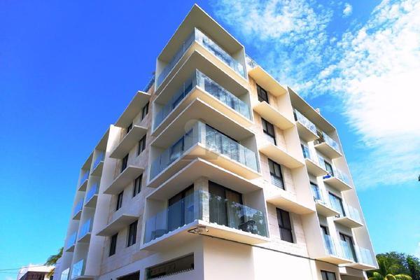 Foto de departamento en venta en avenida 45 , playa del carmen centro, solidaridad, quintana roo, 5710650 No. 01