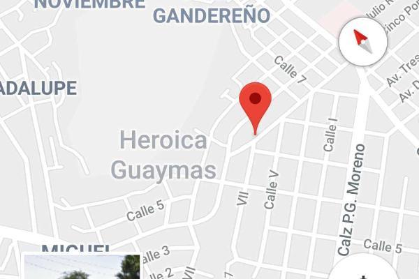 Foto de nave industrial en venta en avenida 5 poniente , guaymas centro, guaymas, sonora, 5403543 No. 01