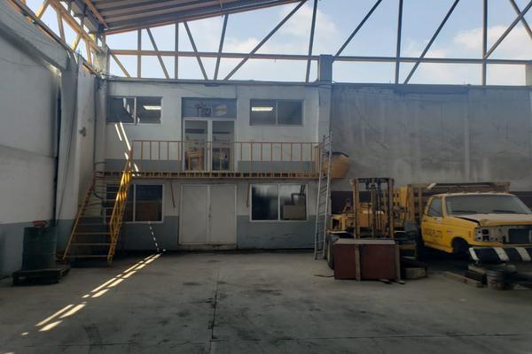 Foto de nave industrial en venta en avenida 510 , ampliación san juan de aragón, gustavo a. madero, df / cdmx, 18427683 No. 02