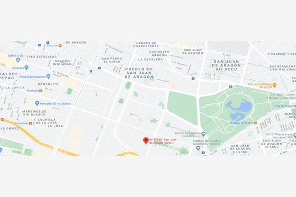 Foto de casa en venta en avenida 531 61, san juan de aragón i sección, gustavo a. madero, df / cdmx, 18834152 No. 07