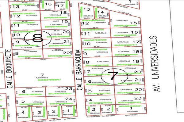 Foto de terreno habitacional en venta en avenida 65 norte , playa del carmen centro, solidaridad, quintana roo, 19781005 No. 02